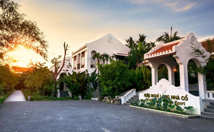 ANCIENT HOUSE VILLAGE RESORT AND SPA 4*