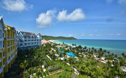 JW MARRIOTT PHU QUOC EMERALD BAY 5*