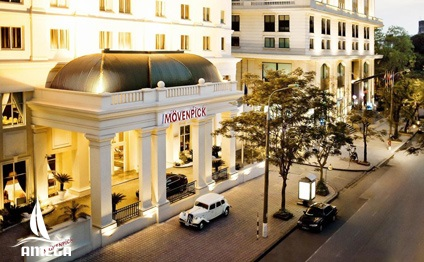 THE MOVENPICK HOTEL HANOI 5*